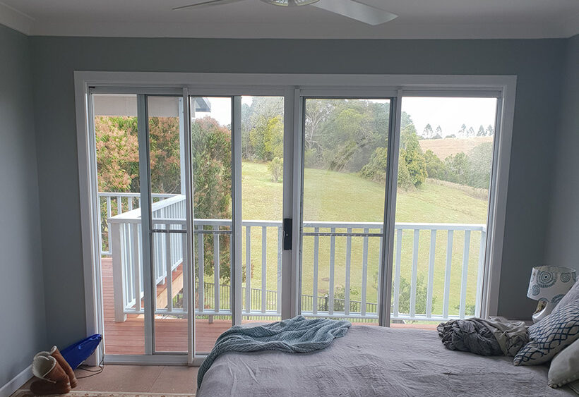 Master Bedroom extension South East Qld
