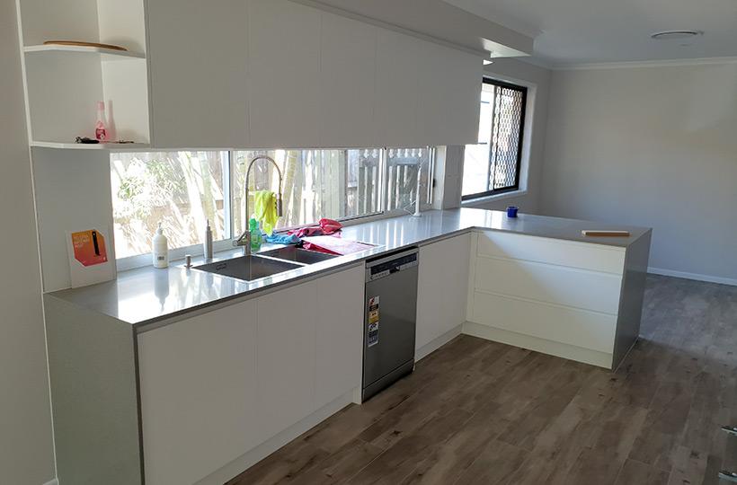 kitchen restoration gold coast