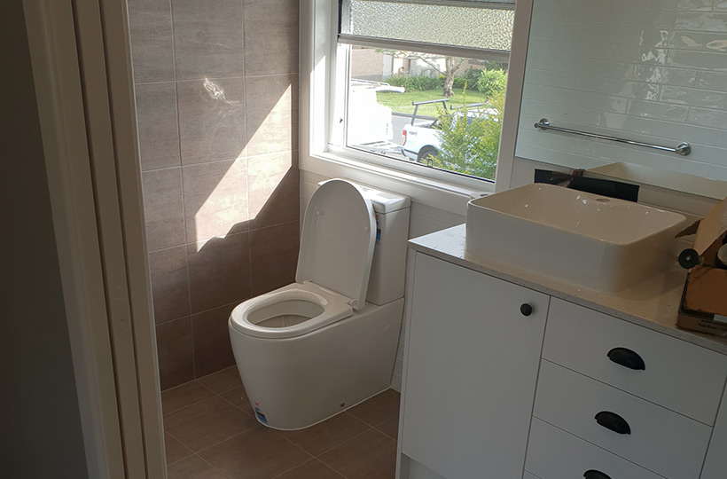 Ensuite extension South East Qld